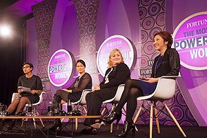 Fortune's Most Powerful Women Asia