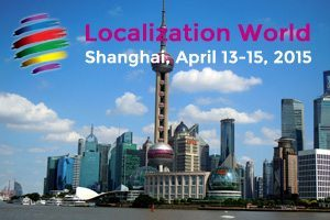 Localization World Shanghai