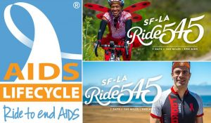 AIDS Lifecycle: Ride to end AIDS