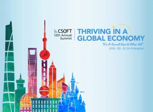 CSOFT's 12th Annual Summit: Thriving in a Global Economy