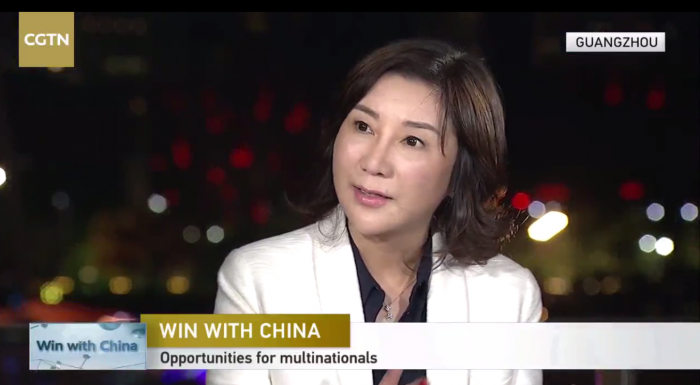 CSOFT CEO Shunee Yee Speaks with CGTN About How to Win ...